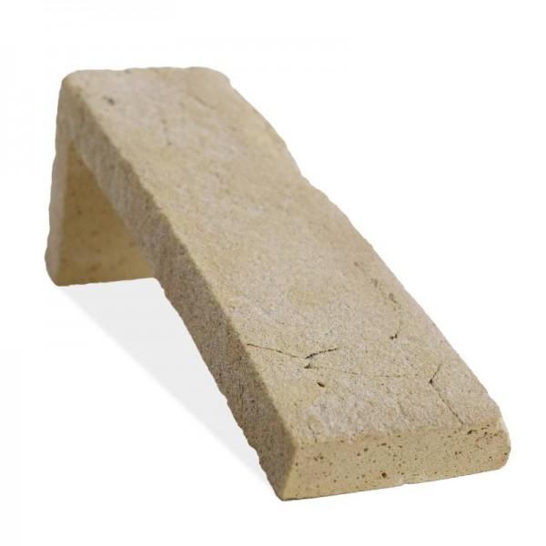 Muster Sandgelb - Winkel