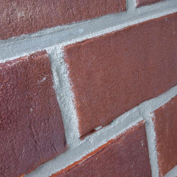 Muster Kupfer rot/bunt